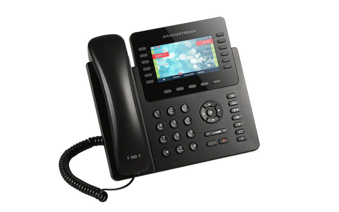 How to setup a Grandstream GXP2170 VoIP Phone